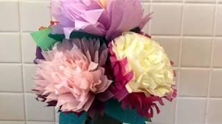 Lav fine blomster