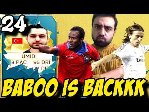 Fifa 16 Ultimate Team Türkçe | Küllerimizden Dogduk | 24.Bölüm | Ps4