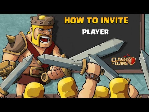 How To Invite New Members In A Clan Based On New System - Clash Of Clans Tips And Trick