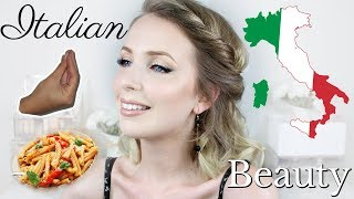 Italian Makeup Tutorial | A World of Beauty for Pale Skin