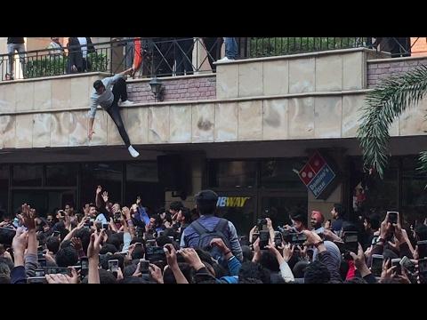 AKSHAY KUMAR was LIVE IN AMITY UNIVERSITY, NOIDA [FULL VIDEO]