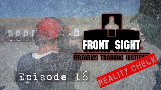 Front Sight Reality Check Episode 16 | Handgun Video Training | Concealed Carry Tips