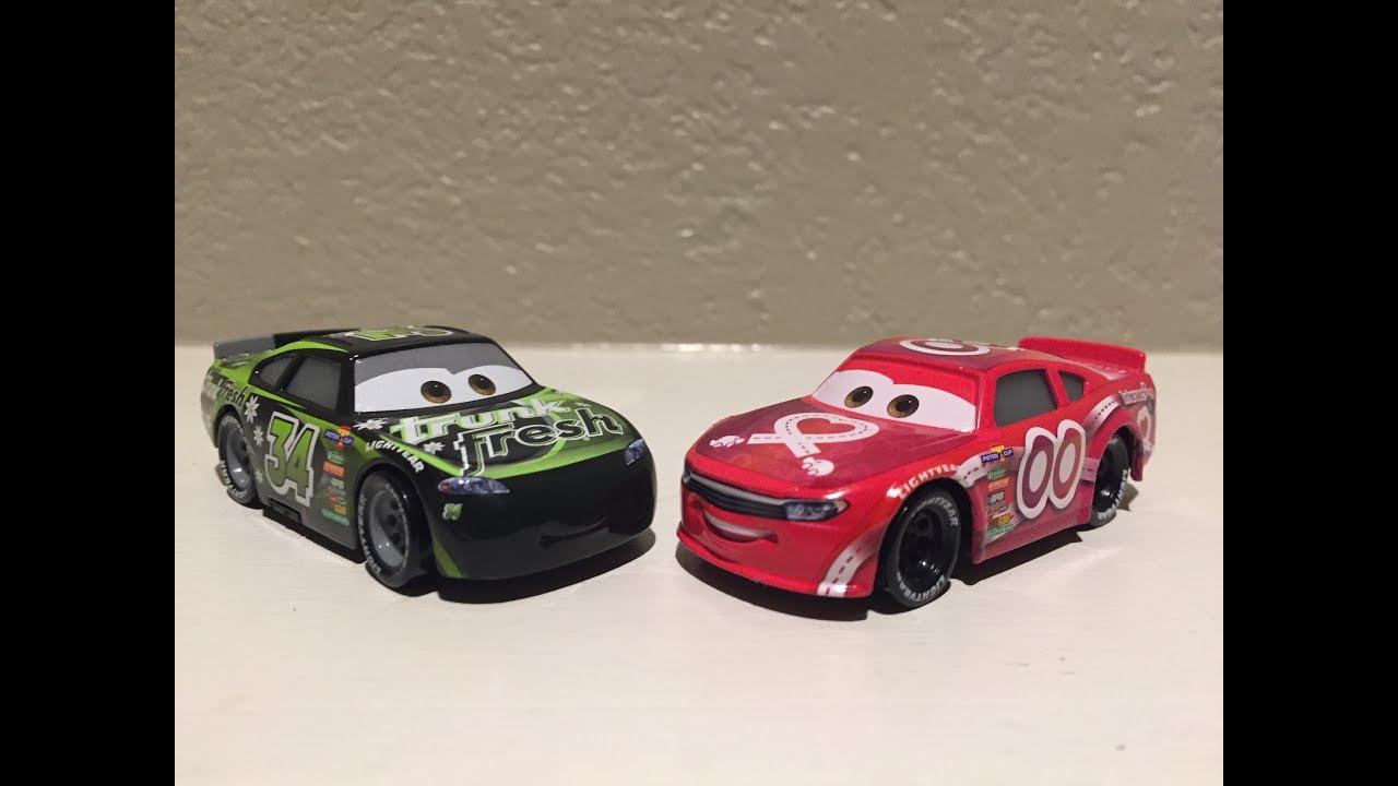 Mattel Pixar Cars 3 Motor Speedway Of The South 11 Pack