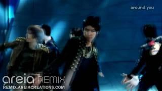 【HD REMIX 리믹스】U-Kiss (유키스) - Round And Round (빙글빙글) (areia remix)