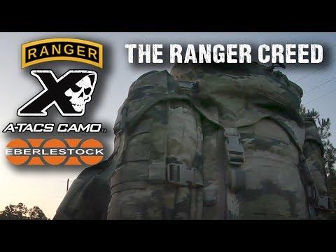 A-TACS Camo Eberlestock F53 Tomahawk Ranger Creed