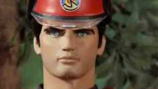 Captain Scarlet - Old Series music video