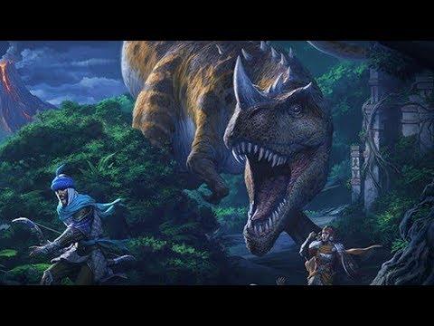Open the door, get on the floor, everybody walk the dinosaur!   Tomb of Annihilation (Part 1)