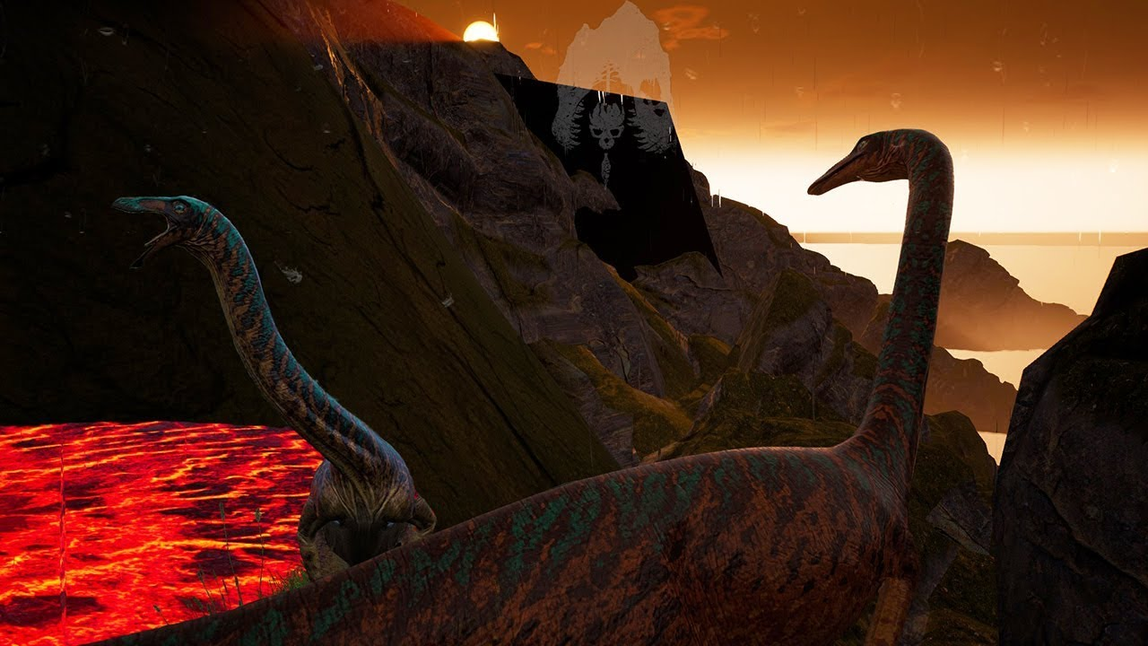 The Isle LAVA AND BLACK MONOLITH? New Nesting System Coming/Realism Dev  Branch Gameplay