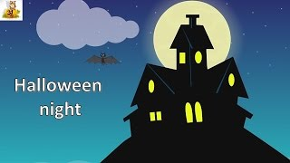Bài hát Halloween cho trẻ em (phụ đề Anh-Việt)