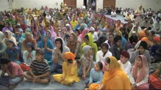 Deh Shiva Var Mohe - Sant Anoop Singh Una Wale - Fremont Gurdwara Sahib