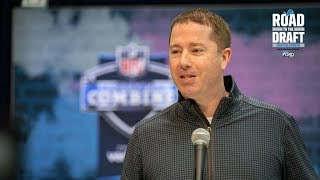 Bob Quinn on 2019 NFL Scouting Combine