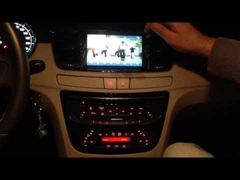 Peugeot 508 Navigasyon, 508 Multimedya, 508 Oem