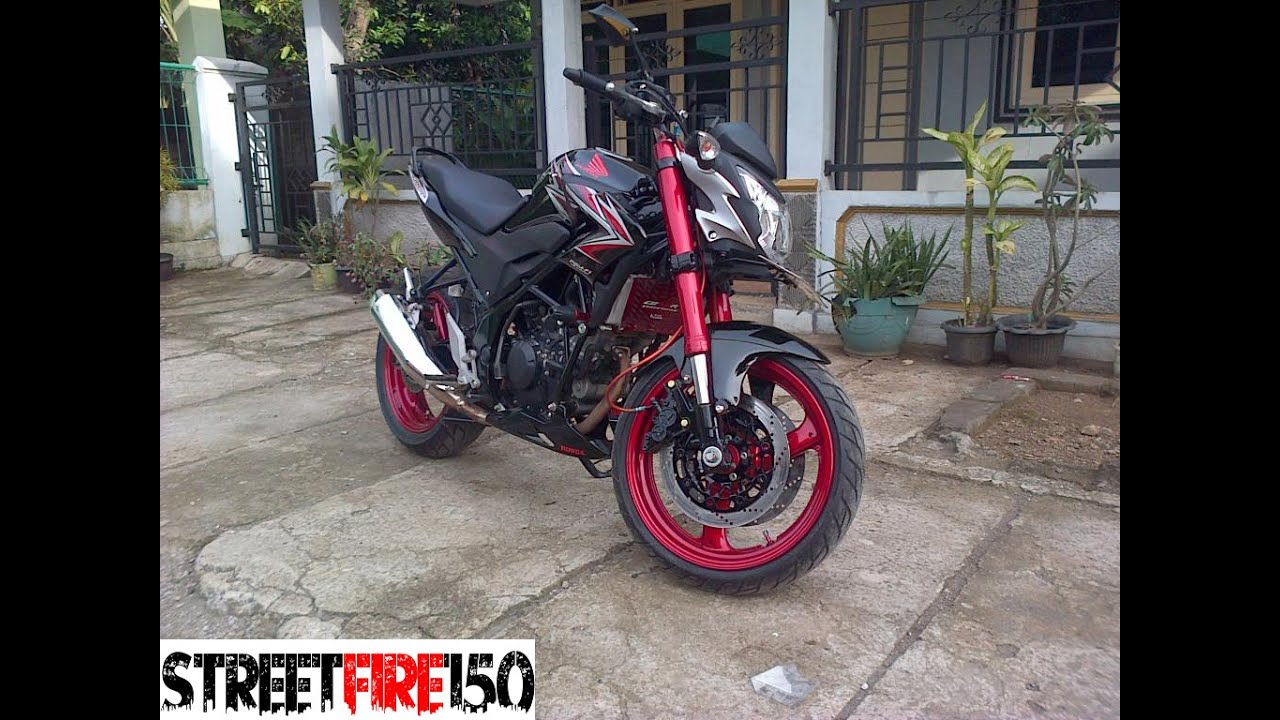 Kumpulan Modifikasi Honda CB150R YouTube