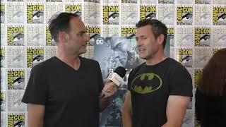 Comic Con 2019 Jason O Mara Batman On Batman Hush