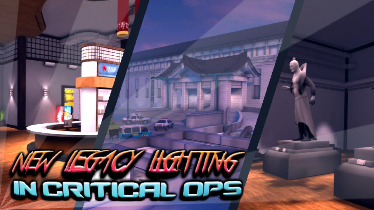 CRITICAL OPS 6.1 Update Gameplay - NEW Legacy Lighting! (C-OPS Multiplayer Gameplay) - YouTube & CRITICAL OPS: 6.1 Update Gameplay - NEW Legacy Lighting! (C-OPS ... azcodes.com