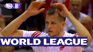 Top 5 Rallies of the Week - FIVB Volleyball World League 2015