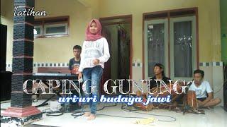 Download lagu CAPING GUNUNG tembang jawa (versi latihan) voc: revita ayu bareng revita music electone