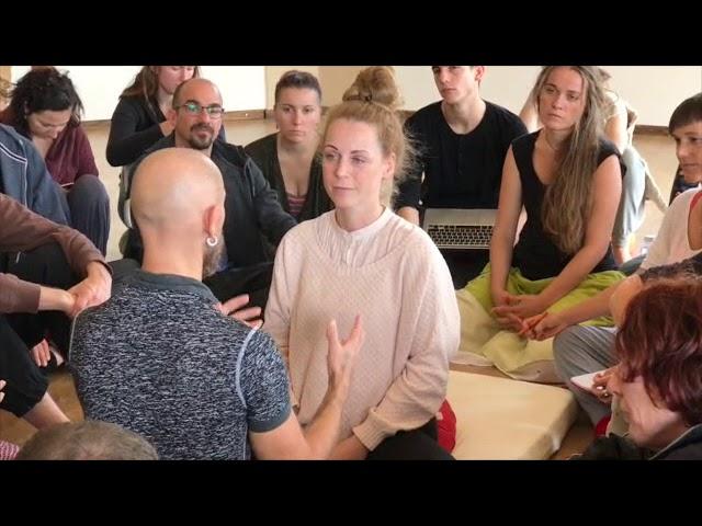 Biodynamic Breathwork & Trauma Release. General session demo with Giten Tonkov