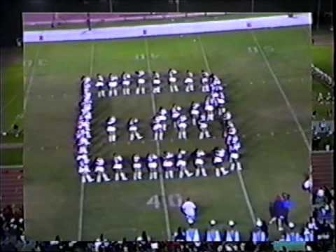 Banning Pilots Halftime Show with the Carson Colts 1993
