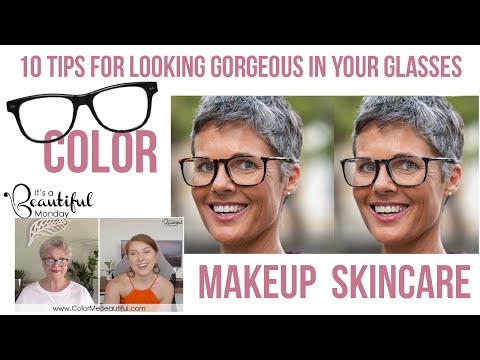 10 Tips For Looking & Feeling Gorgeous In Your Glasses.