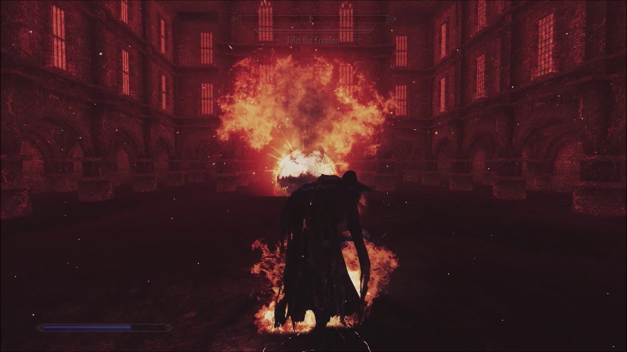 Skyrim - Vigilant 145 #14 - 'Child of Oblivion Part 4' (Dark Fantasy Skyrim  #81)