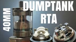 mason 40mm dump tank by vapergate  this thing is crazy
