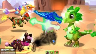 OMG! I am Very Angry With My 3 Dragons Why Lose 1 Dragon