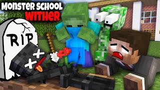 Monster School : RIP ALL EPISODES Challenge - Minecraft Animation