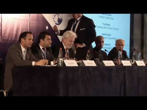 ECC Conference 2012 - Panel Discussion on the State of the European Cruise Industry