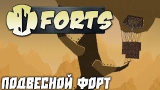 Forts №21 - Подвесной форт
