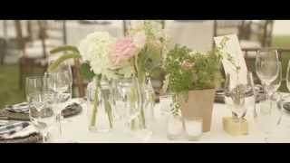 Jackson Hole, Wyoming: Snake River Ranch Wedding Video