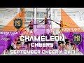 Chameleon Cheerleaders @September Cheeria Cheers Competition I [@Neoskylight]