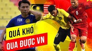 Lộ điểm yếu trận thua UAE, HLV Malaysia lo sốt vó trận gặp Việt Nam
