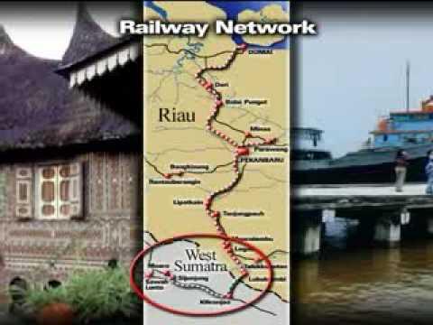 RIAU PROVINCE INDONESIA - RAILWAY PROJECT