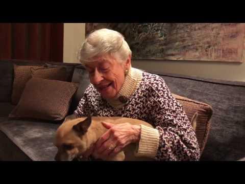 An Animal Rights Activist Turns 95