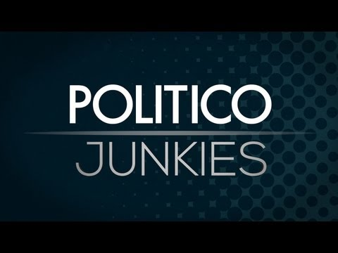 POLITICO Junkies: On the road again