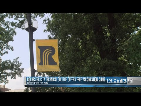 Rochester Community and Technical College Vaccine