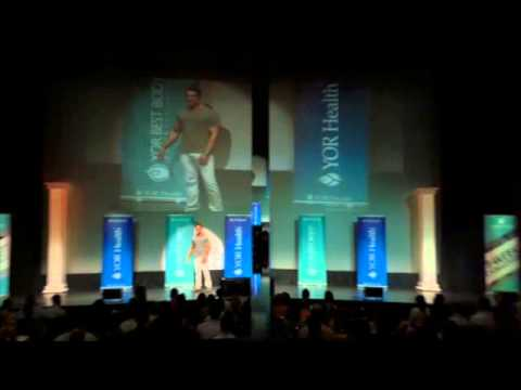 RIP: Greg Plitt Keynote Speech only months before his passing