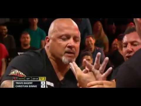 Travis Bagent vs Christian Binnie (WAL 01.08.2015)