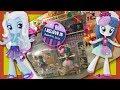Распаковка - My Little Pony Equestria Girls Кукла Sweetie Drops и Trixie Lulamoon