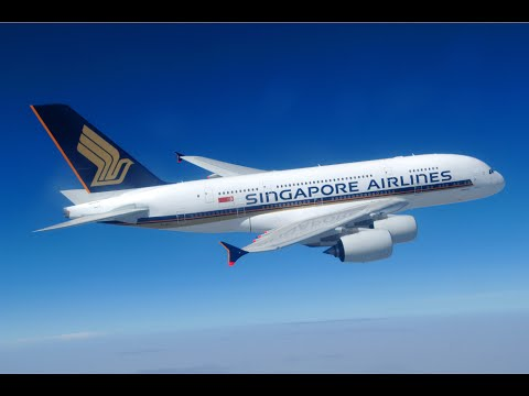 First Airbus A380 flight   Singapore Airlines   October 25, 2007