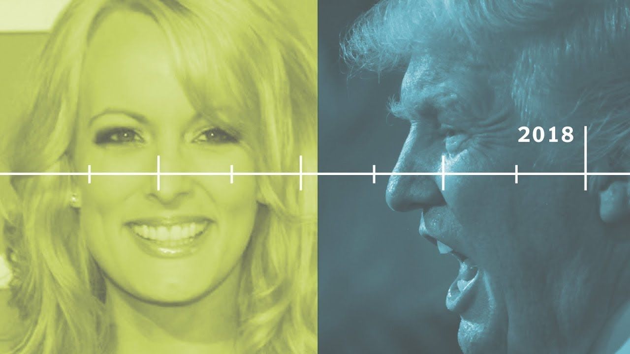 Stormy Daniels: Timeline of a Trump Scandal | NYT