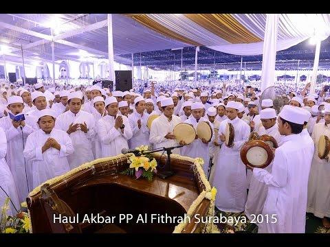 Maulidurrasul Haul Akbar 2015 Ponpes Assalafi Al Fitrah Kedinding Lor - Surabaya