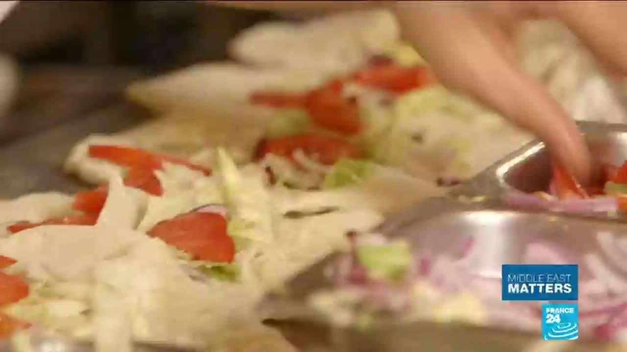 فرانس 24:Much more than just a takeaway: the art of the kebab in Paris