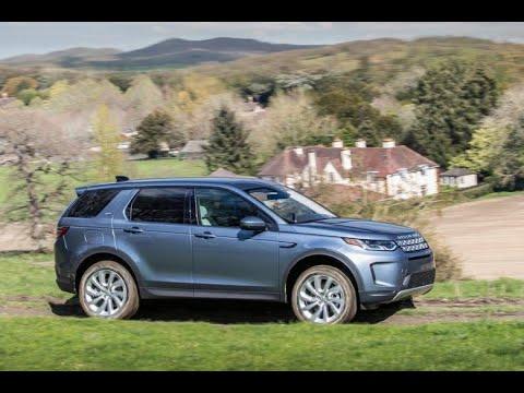 Объявлены цены на обновленный Land Rover Discovery Sport