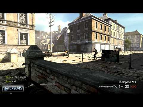 Sniper Elite V2 Gameplay (PC HD)