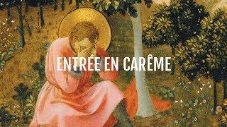 Entrée en carême - Cardinal Philippe Barbarin