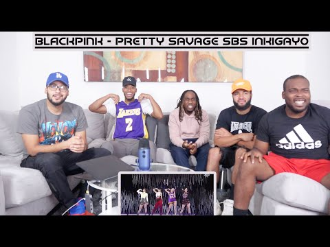 BLACKPINK - 'Pretty Savage' SBS Inkigayo Reaction / Review