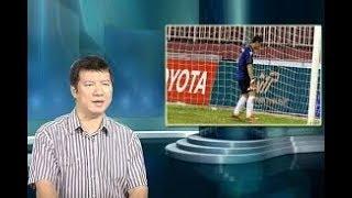 tin tức 24h - BLV Quang Huy: 'Bầu Đức đốn cả rừng cao su cũng không đào tạo thủ môn'