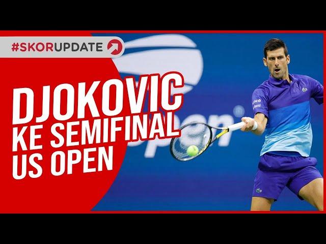 Usai mengalahkan Berretini, Djokovic Lolos ke Semifinal